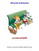 Lovebook2806 - Ricordi d'infanzia