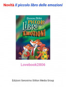 Lovebook2806 - Novità Il piccolo libro delle emozioni