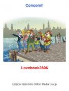 Lovebook2806 - Concorsi!