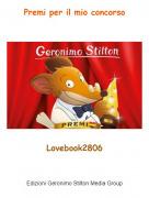 Lovebook2806 - Premi per il mio concorso