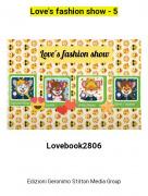 Lovebook2806 - Love's fashion show - 5