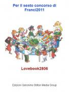 Lovebook2806 - Per il sesto concorso di Franci2011