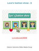 Lovebook2806 - Love's fashion show - 6