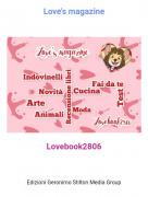Lovebook2806 - Love's magazine