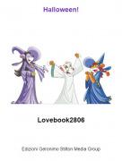 Lovebook2806 - Halloween!