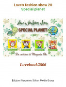 Lovebook2806 - Love's fashion show 20Special planet