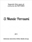 Afri - Segundo libro para el concurso de RUTI3003