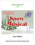 Leo Stilton - Snow Musical