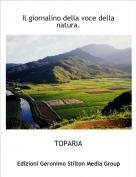 TOPARIA - Il giornalino della voce della natura.