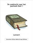 Lennert - De zoektocht naar het jaarboek Deel 1