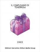 CHICE - IL COMPLEANNO DI TENEBROSA