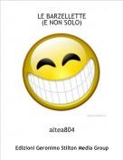 altea804 - LE BARZELLETTE(E NON SOLO)