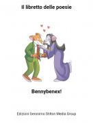 Bennybenex! - Il libretto delle poesie