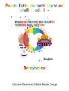 Bennybenex - Poesie fatte da tanti topini sul sito!!! - ed. 1 -