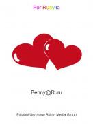 Benny@Ruru - Per Rubylla