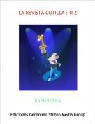 RAPORTERA - LA REVISTA COTILLA : N 2