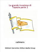 calimero - La grande invasione di Topazia parte 2