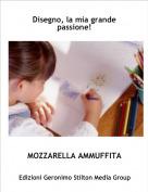 MOZZARELLA AMMUFFITA - Disegno, la mia grande passione!