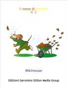 Mikimouse - Il mese di ottobreN°2