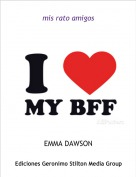 EMMA DAWSON - mis rato amigos