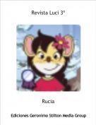Rucia - Revista Luci 3º