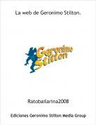 Ratobailarina2008 - La web de Geronimo Stilton.