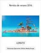 LEIRATO - Revista de verano 2016