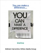 kieline - You can make a difference...