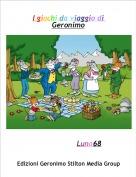 Luna68 - I giochi da viaggio di Geronimo