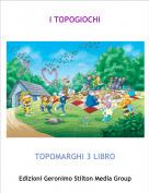 TOPOMARGHI 3 LIBRO - I TOPOGIOCHI