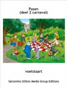 voetstaart - Pasen(deel 2 carnaval)