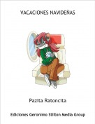 Pazita Ratoncita - VACACIONES NAVIDEÑAS