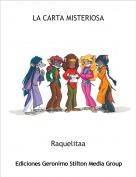 Raquelitaa - LA CARTA MISTERIOSA