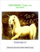titiperaya n1 - UNICORNIOS: Todos sus secretos