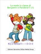 Kry e Greta!!!----<3<3<3 - La moda in classe di Benjamin e Pandora!!! (1)