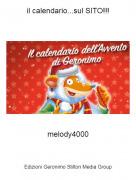 melody4000 - il calendario...sul SITO!!!