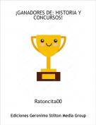 Ratoncita00 - ¡GANADORES DE: HISTORIA Y CONCURSOS!