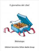 Bibliotopo - Il giornalino del cibo!