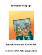 Sanneke Panneke Pannekoek - Boekbesprkring tips
