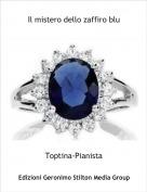 Toptina-Pianista - Il mistero dello zaffiro blu