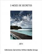 Afri - 3 MESES DE SECRETOS