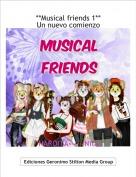 NAROITA------Nita - **Musical friends 1**Un nuevo comienzo