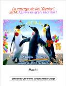 """Machi - La entrega de los """"Osmice"""" 2014: Quien es gran escritor?"""