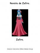 Zafiro. - Revista de Zafiro.