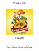 Tip poppy - AUGURI GER