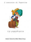 tip poppy@topica - 2 concorso di Topotica