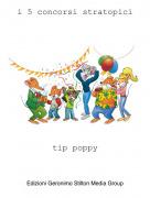 tip poppy - i 5 concorsi stratopici