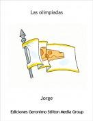 Jorge - Las olimpiadas