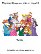 Topiria_ - Mi primer libro en el sitio en español