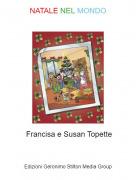 Francisa e Susan Topette - NATALE NEL MONDO